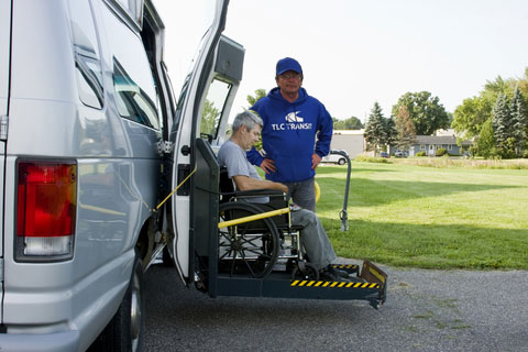 Assisted Handicapped Transportation Services Toledo